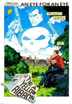 Extrait de Punisher War Journal Vol.1 (Marvel comics - 1988) -2- An Eye for an Eye, Chapter Two: Tie a Yellow Ribbon