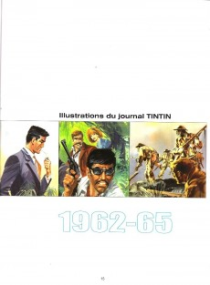 Extrait de Tout Vance -5- Illustrations 1962-67