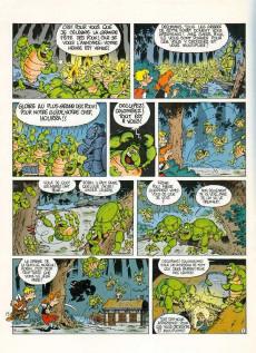 Extrait de (AUT) Mauricet -PUB- La grande invasion des poux guerriers