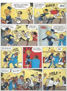 Extrait de Natacha - La Collection (Hachette) -1- Natacha hôtesse de l'air