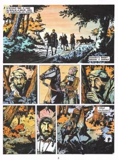Extrait de Les chemins de Malefosse -1a1984- Le diable noir