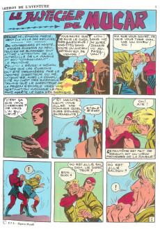 Extrait de Les héros de l'aventure (Classiques de l'aventure, Puis) -42- Le fantôme : Le justicier de Mucar
