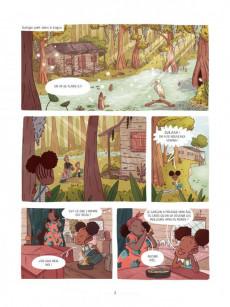 Extrait de Les enfants du Bayou -1- Le Rougarou