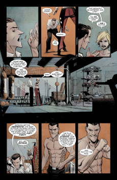 Extrait de Batman: White Knight (2017) -5- Issue 5