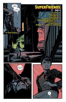 Extrait de Batman (2016) -40- SuperFriends, Part Four