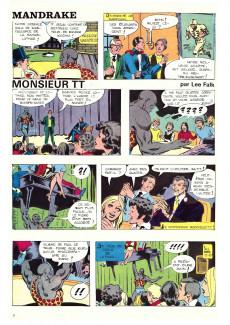 Extrait de Mandrake (1re Série - Remparts) (Mondes Mystérieux - 1) -444- Monsieur TT