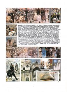 Extrait de Nikopol -11990a- La foire aux immortels