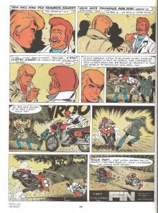 Extrait de Ric Hochet -38a87- Face au crime