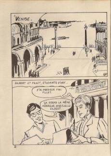 Extrait de Les mâchos -15- Sexe sur l'Orient Express