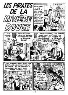Extrait de Mark Trail -5- Les pirates de la rivière rouge
