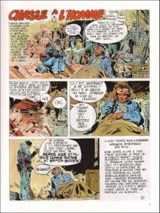 Extrait de Blueberry (La Jeunesse de) -3c1996- Cavalier bleu