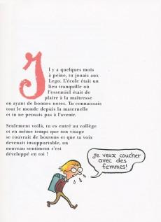 Extrait de Manuel du puceau