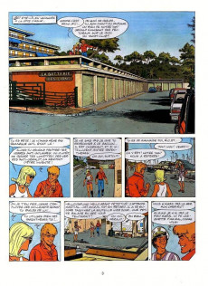 Extrait de Ric Hochet -40a85- Le double qui tue