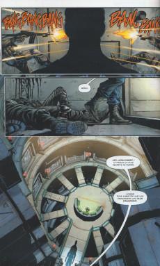 Extrait de Justice League vs. Suicide Squad
