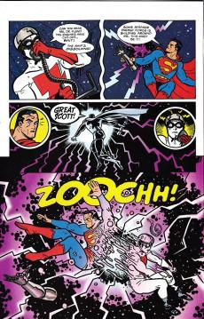 Extrait de Superman/Madman: Hullabaloo (1997) -1- Man and Super-Madman!