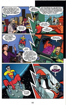 Extrait de Superman/Madman: Hullabaloo (1997) -2- Hot Dang! Yin Yang!