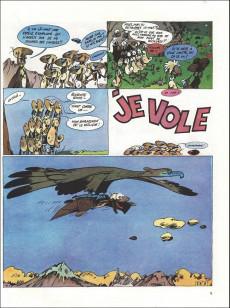Extrait de Le génie des Alpages -2b91- Comme des bêtes