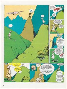 Extrait de Le génie des Alpages -3b84- Barre-toi de mon herbe
