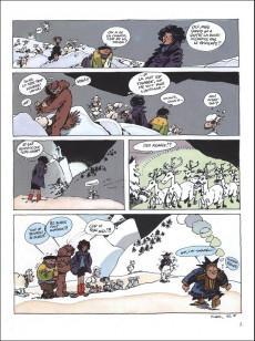 Extrait de Le génie des Alpages -9a96- Après nous... le déluge