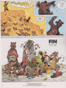 Extrait de Yakari -5b91- Yakari et le grizzly