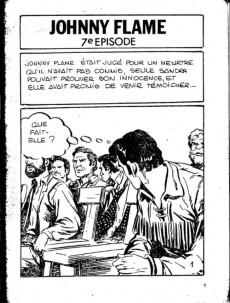 Extrait de Gringo (Edi Europ) -48- Johnny flame 7ème épisode