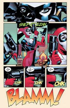 Extrait de Harley Quinn Vol.1 (DC Comics - 2000) -2- A Heart Broken In Two!
