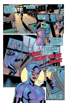 Extrait de Harley Quinn Vol.1 (DC Comics - 2000) -3- Welcome To The Party!