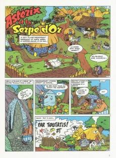 Extrait de Astérix -2e1976- La serpe d'or