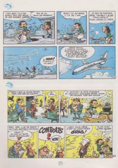 Extrait de Gaston -R3 80a- Gare aux gaffes du gars gonflé