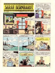 Extrait de Lucky Luke -50- Sarah Bernhardt