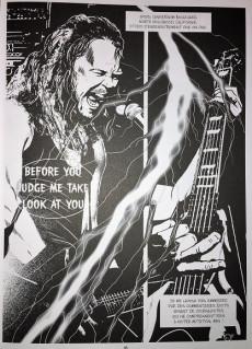 Extrait de Metallica