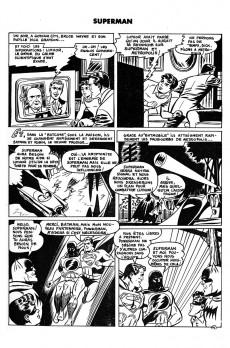 Extrait de Superman l'homme d'acier puis Superman et Batman (1re Série Interpresse) -8- Comment naquit la super-équipe ?