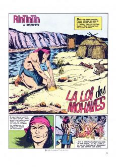 Extrait de Rin Tin Tin (Poster) -10- La loi des Mohaves