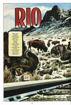 Extrait de Rio (Wildey) -1- Les bouchers