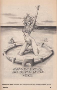 Extrait de Amazing Heroes Swimsuit Special (1990) -2- Amazing heroes swimsuit special 1991