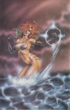Extrait de Amazing Heroes Swimsuit Special (1990) -4- Amazing heroes swimsuit special 1993
