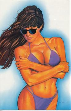 Extrait de Amazing Heroes Swimsuit Special (1990) -5- Amazing heroes swimsuit special 1994