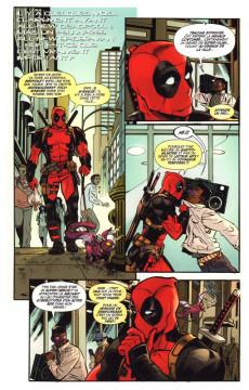 Extrait de Spider-Man/Deadpool -2- Chaos sur la convention
