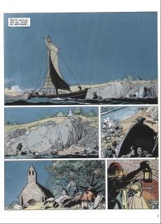 Extrait de L'Épervier (Pellerin) -1a1997- Le Trépassé de Kermellec