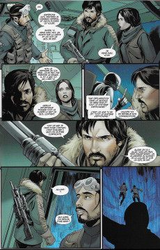 Extrait de Star Wars - Rogue One : A Star Wars Story - Rogue One : A Star Wars Story