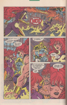 Extrait de Justice League Quarterly (1990) -13- Maximum attraction