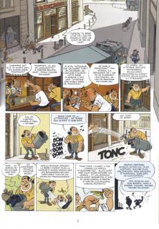 Extrait de Bob et Bobette - Cromignonne