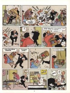 Extrait de Léon-la-terreur (Léon Van Oukel) -1- Léon-la-terreur