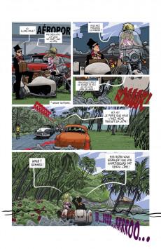Extrait de MacGuffin & Alan Smithee -HS1- Destination Tahiti