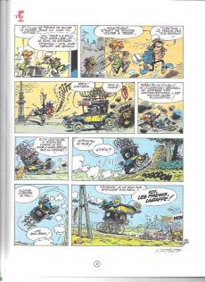Extrait de Gaston -11c1985- Gaffes, bévues et boulettes