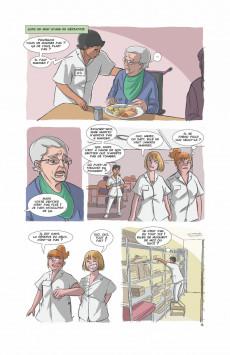 Extrait de Omerta à l'Hôpital - Omerta à l'Hôpital - Illustré