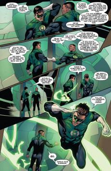 Extrait de Justice League Rebirth (DC Presse) -9- Tome 9