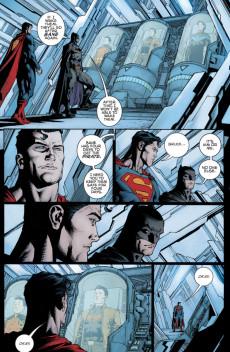 Extrait de Batman Rebirth (DC Presse) -9- Tome 9