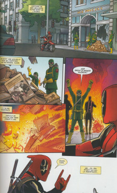Extrait de Deadpool (Marvel France 5e série - 2017) -9- Au-delà du quatrième mur