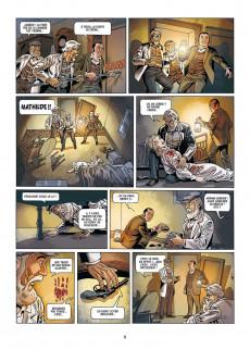 Extrait de Rouletabille (Une aventure de) -1- Le mystère de la chambre jaune